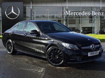 used Mercedes C43 AMG C-Class4Matic Premium 4Dr 9G-Tronic