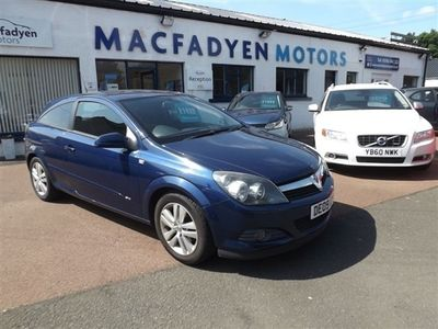 used Vauxhall Astra 1.4 SXi Sport Hatch 3d