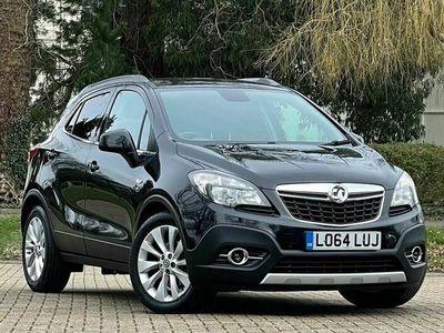 used Vauxhall Mokka 1.4 i 16v SE 5dr