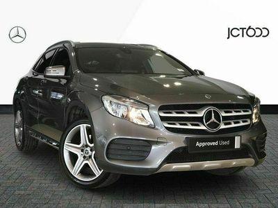 used Mercedes GLA220 GLA Class4Matic AMG Line 5dr Auto suv 2017