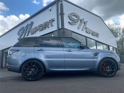 used Land Rover Range Rover Sport SDV8 Autobiography Dynamic