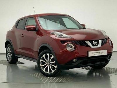 used Nissan Juke Tekna