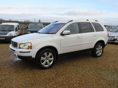 used Volvo XC90 D5 SE LUX AWD Auto -7 seater 2.4 5dr
