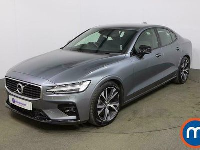 used Volvo S60 2.0 T5 R DESIGN Plus 4dr Auto