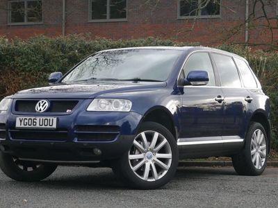 used VW Touareg 3.0 TDI V6 Sport 5dr