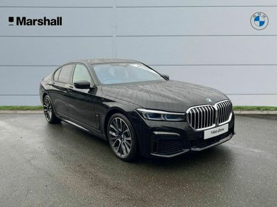 used BMW 740 7 Series d xDrive M Sport 4dr Auto Saloon 2020