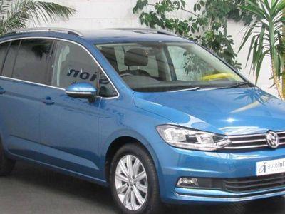 used VW Touran Estate 1.4 TSI SEL 5d