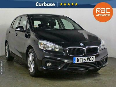 used BMW 218 2 Series d SE 5dr