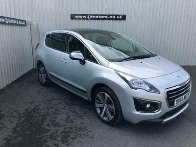 used Peugeot 3008 BLUE HDI S/S ALLURE, 2016 ( )