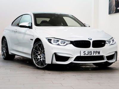 used BMW M4 Coupe Competition Package