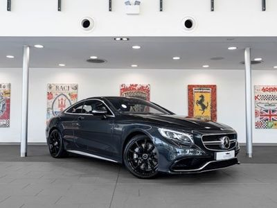 used Mercedes S63 AMG S Class S ClassAmg 5.5 2dr Coupe SpdS MCT Petrol