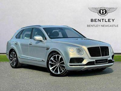 used Bentley Bentayga 4.0 V8 5dr Auto diesel estate