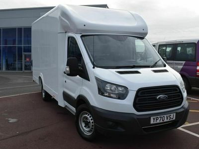 used Ford Transit Tsit 350 L3 Skeletal Chassis 2.0 130PS