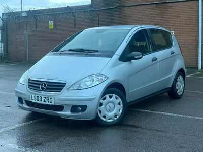 used Mercedes A150 A ClassClassic SE 5dr Excellent Runner Low Miles