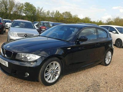 used BMW 116 1 Series 2.0 d M Sport 3dr