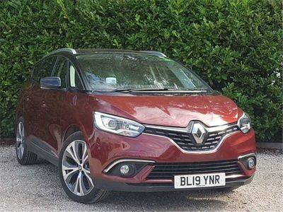 used Renault Grand Scénic 1.3 TCE 140 Signature 5dr Auto mpv 2019