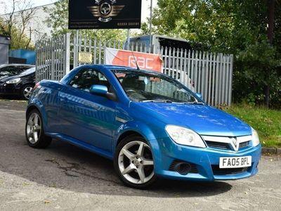 used Vauxhall Tigra 1.4 16V TWINPORT 2d 90 BHP PSH