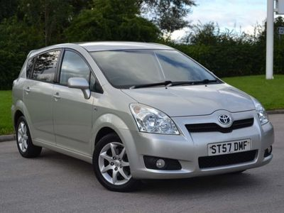 used Toyota Corolla Verso 1.8 SR Multimode 5dr
