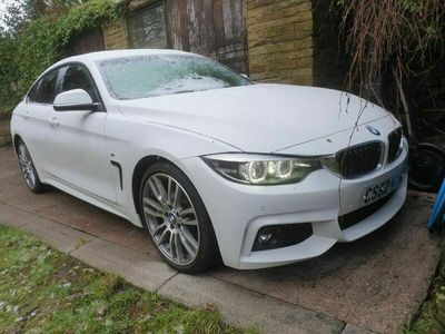 used BMW 420 Gran Coupé 4 Series Gran Coupe 2.0 i GPF M Sport Auto (s/s) 5dr
