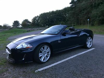used Jaguar XKR 5.0 Supercharged 2dr
