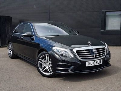 used Mercedes S350 S-ClassAmg Line 4Dr Auto