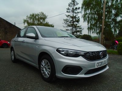 used Fiat Tipo Saloon Easy 1.4 95hp 4d