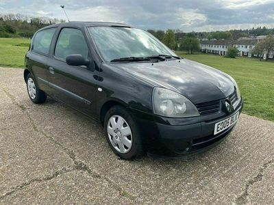 used Renault Clio 1.4 16v Expression 3dr