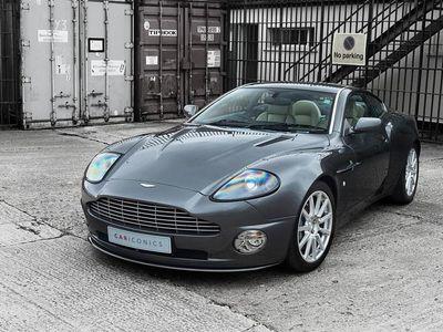 used Aston Martin Vanquish S Factory Manual conversion