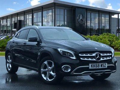 used Mercedes GLA200 Gla ClassSport 5Dr Auto [Premium Plus] 2.1