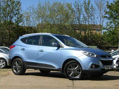 used Hyundai ix35 2.0 CRDi SE 4WD 5dr (Nav)