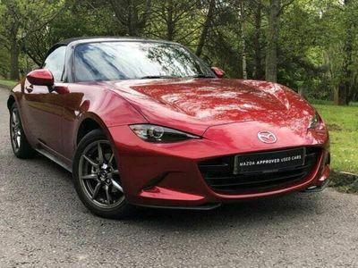 used Mazda MX5 1.5 [132] Sport 2dr