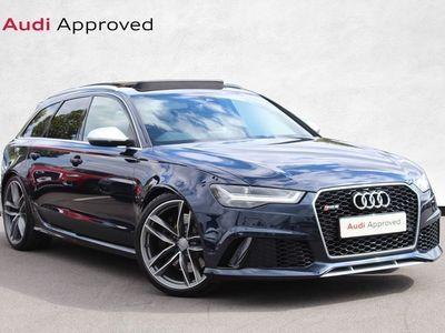 used Audi RS6 RS6 4.0T FSI Quattro5dr Tip Auto