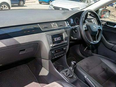 used Seat Toledo 1.0 TSI 110 Xcellence [EZ] 5dr Hatchback 2018