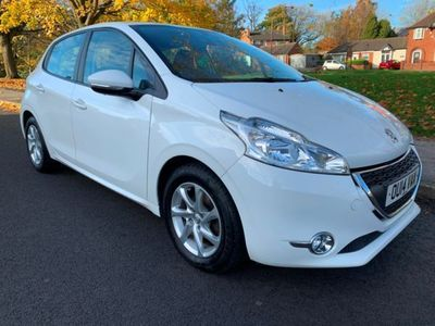 used Peugeot 208 1.2 VTi Active 5dr