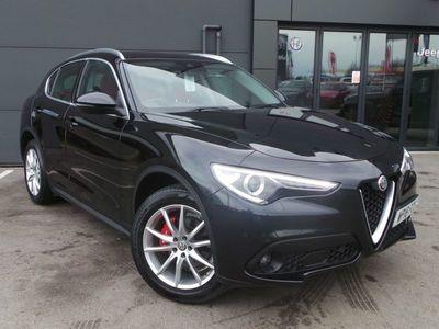 used Alfa Romeo Stelvio 2.2 D 210PS SPECIALE 5DR AUTO estate diesel estate