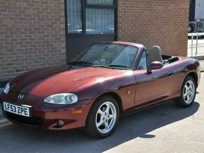 used Mazda MX5 1.8 Indiana Limited Edition 2dr