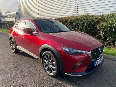 used Mazda CX-3 1.8D Sport Nav + 5Dr