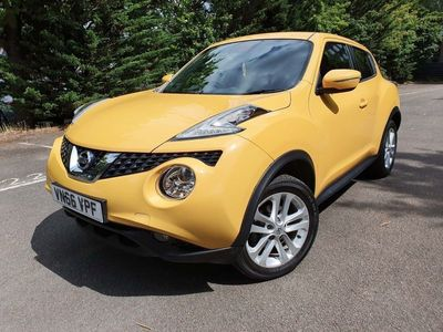 used Nissan Juke 1.5 dCi N-Connecta (s/s) 5dr