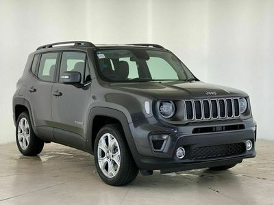 used Jeep Renegade 1.3 Turbo 4xe PHEV 190 Limited 5dr Auto Hatchback