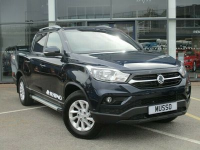 used Ssangyong Musso Unclassified