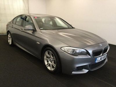 used BMW 525 5 Series 2.0 d M Sport 4dr