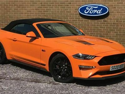 used Ford Mustang 5.0 V8 449 55 Edition 2dr