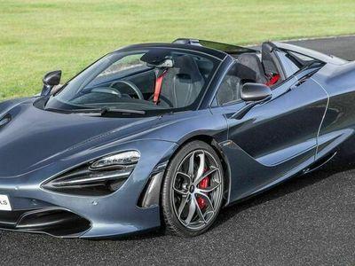 used McLaren 720S 4.0T V8 Spider SSG (s/s) 2dr