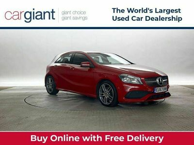 used Mercedes A220 2.2 d AMG Line Executive DCT