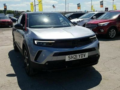 used Vauxhall Mokka E SRi Nav Premium