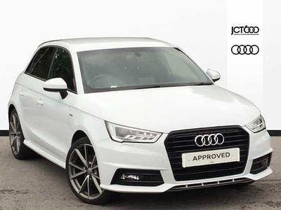 used Audi A1 Sportback Black Edition 1.4 TFSI 150 PS 6-speed