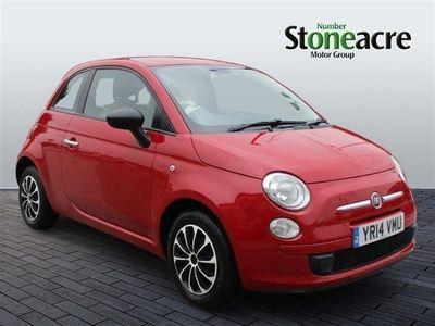 used Fiat 500 1.2 POP