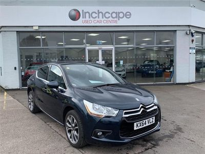 used Citroën DS4 2014 Burton On Trent 1.6 e-HDi 115 DStyle 5dr
