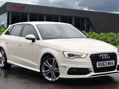 used Audi A3 1.4 TFSI S Line 5dr