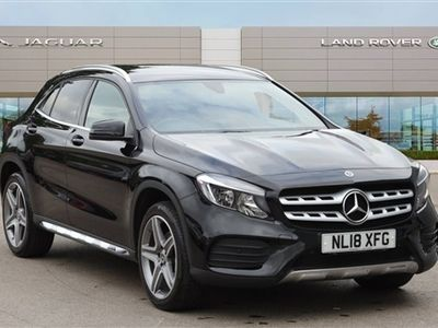 used Mercedes 220 GLA Class4Matic AMG Line 5dr Auto Diesel Hatchback